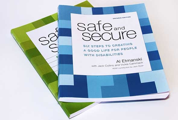 PLAN Safe and Secure books